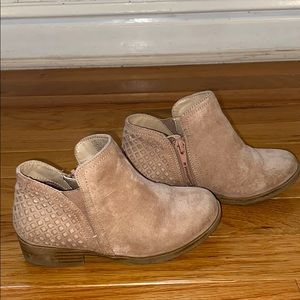 MIA Toddler Girls Boots Size 11